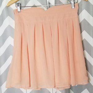 AKIRA CHICAGO pink mini skirt